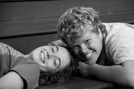 Molly L. and Luke L.