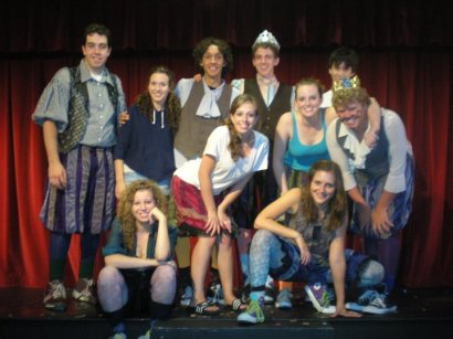 Shakespeare Cast